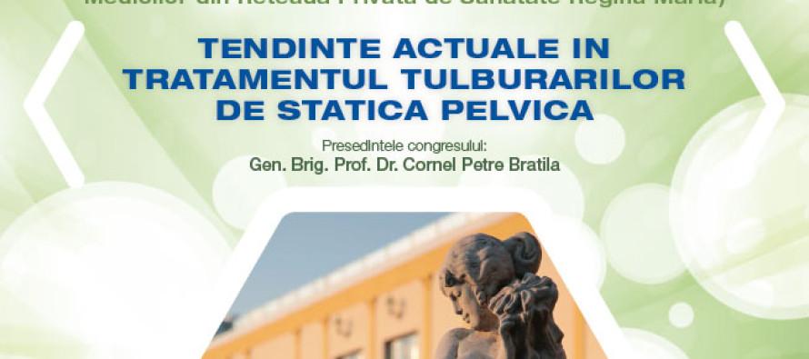 Al XII-lea Congres al Societatii Romane de Uroginecologie