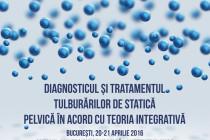 Diagnosticul și tratamentul tulburărilor de statica pelvică în acord cu teoria integrativă