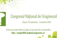 Congresul National de Uroginecologie